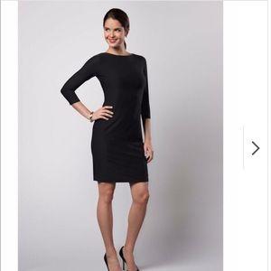 Spanx Bod-a-bing black dress